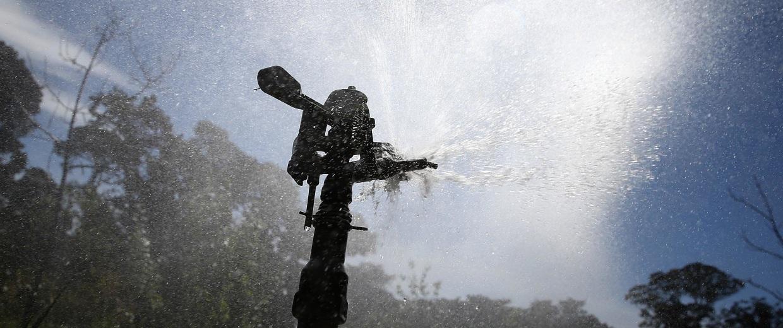 California Governor Orders Mandatory Water Cuts As Drought Worsens