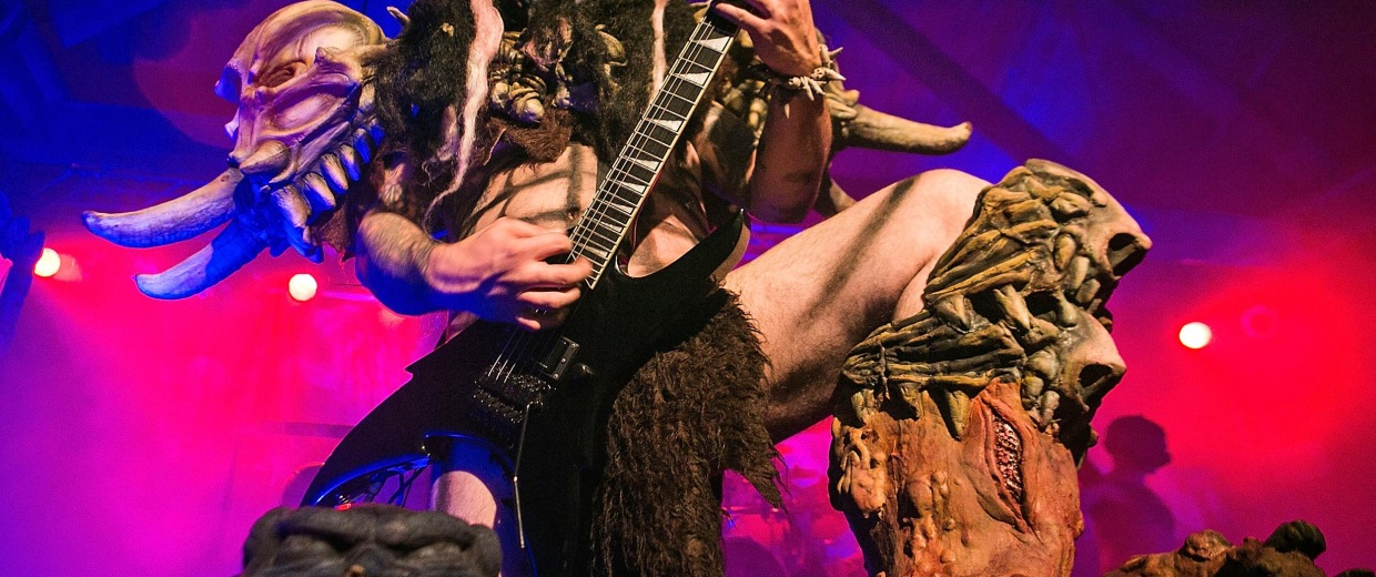 Gwar In Concert - Seattle, WA