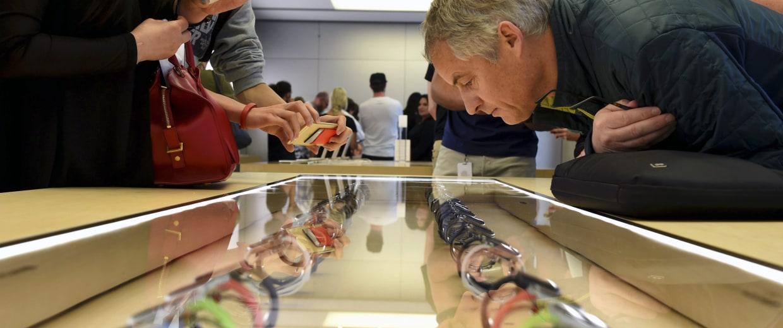 Image: Apple Watch launch in Sydney