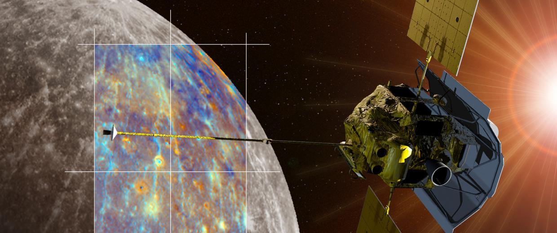 Image: Mercury and Messenger