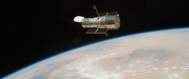 Image: Hubble's farewell