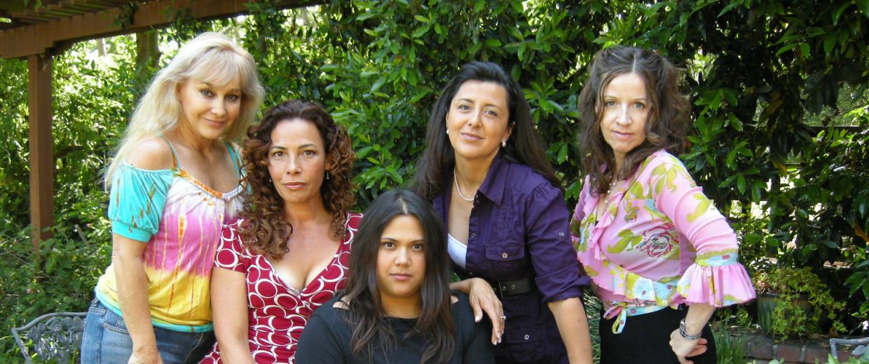 Image: Cast of Now En Español