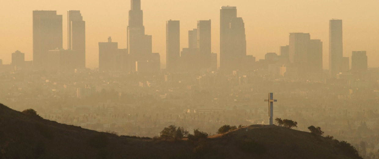 Image: Los Angeles (© David McNew / Getty Images file)
