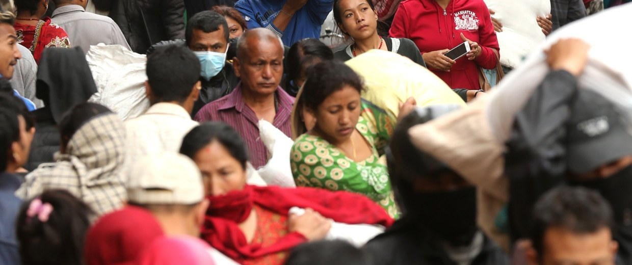 Image: Rescue Operations Continue Following Devastating Nepal Earthquake