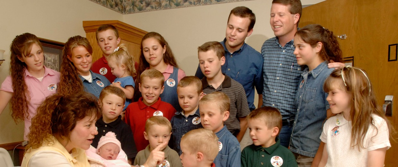 Image: Duggar family