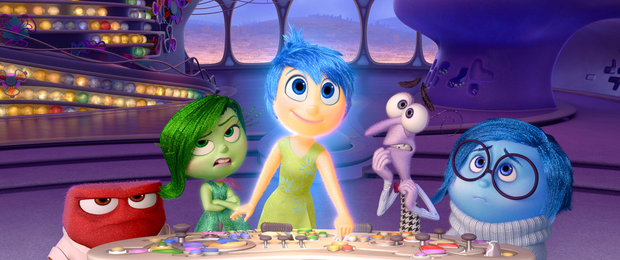 """Image: """"Inside Out"""" characters"""