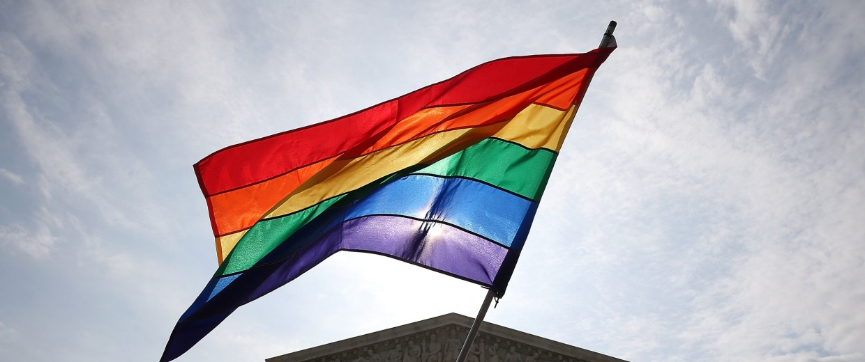 Image: Supreme Court To Issue Landmark Rulings On Same Sex Marriage