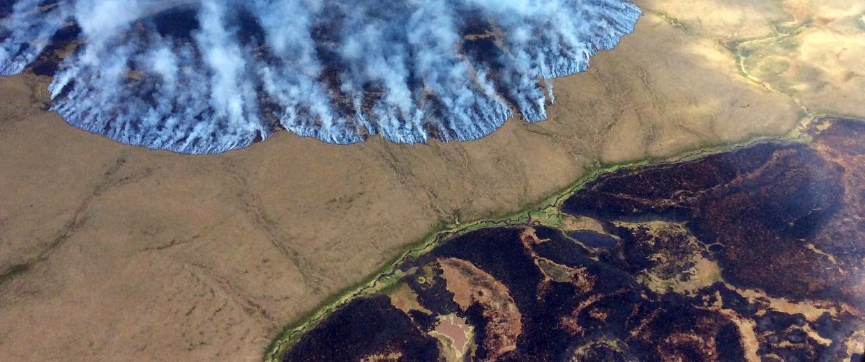 Image: Alaska wirefires