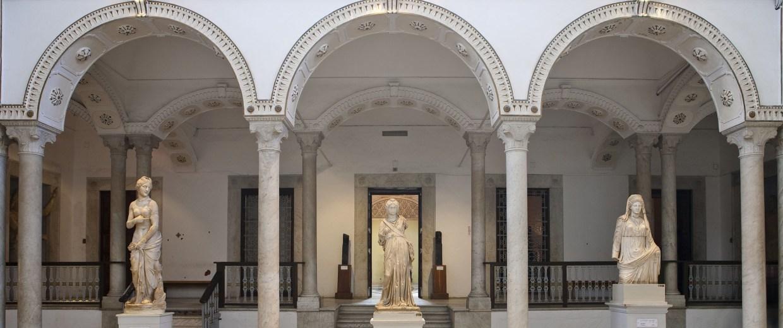 Tunis, Bardo National Museum