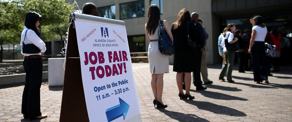 Job Fair Held For Education Positions