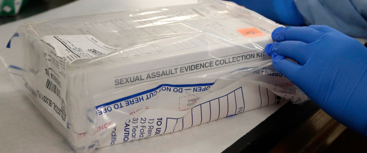 Image: Rape Kit
