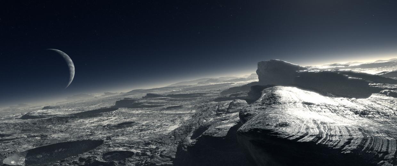 Image: Pluto artwork