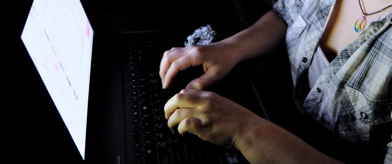 Image: online harassment