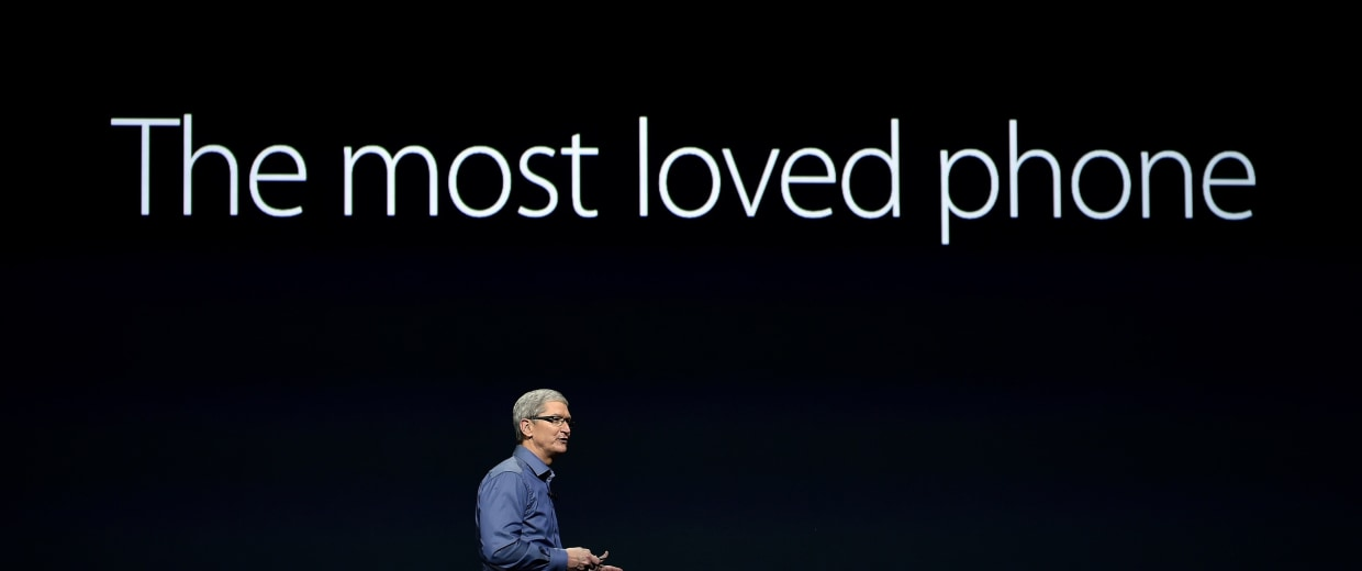 Image: US-IT-APPLE-NEWS-FEED