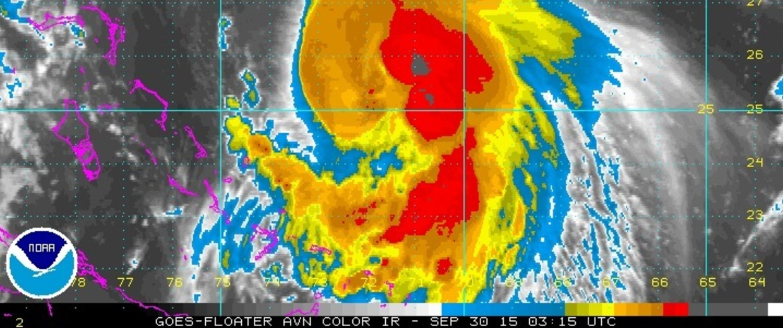 IMAGE: Tropical Storm Joaquin satellite image