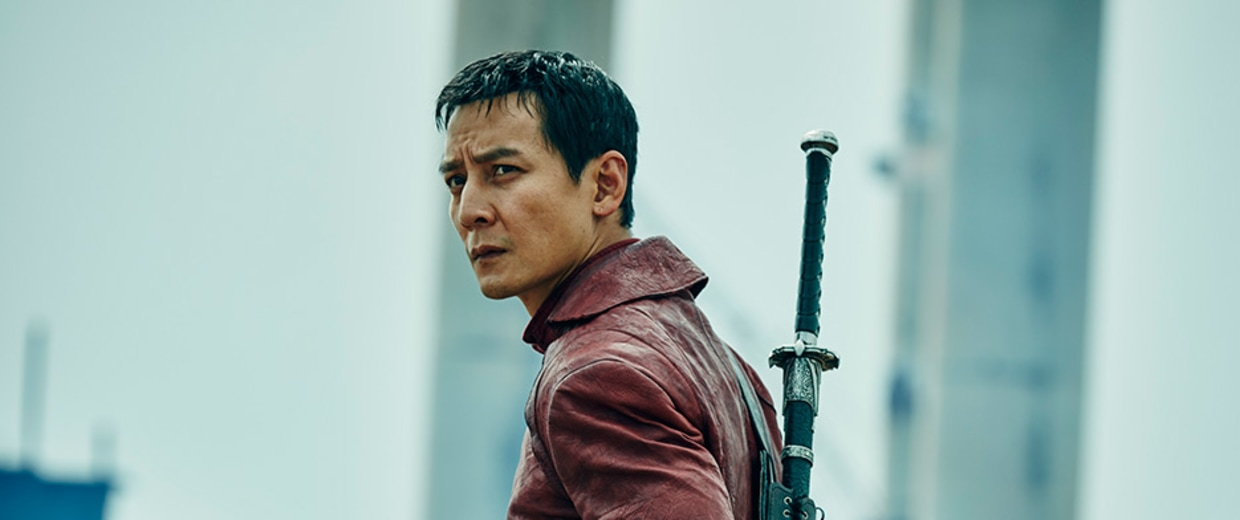 Into The Badlands - Page 2