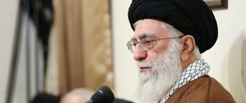 Image: Iranian Supreme Leader, Ayatollah Ali Khamenei