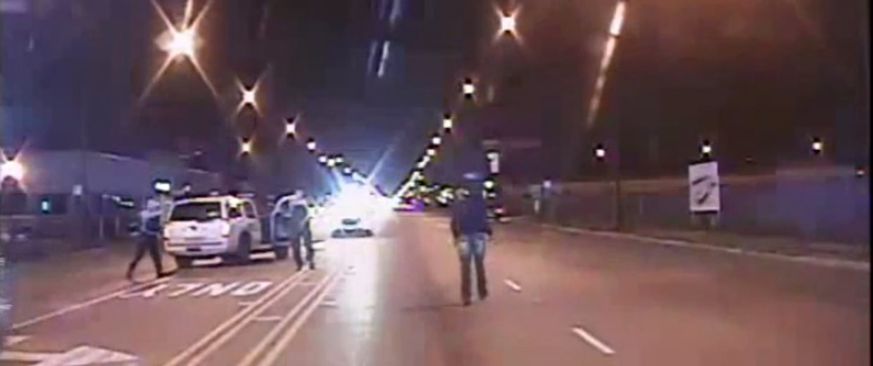 IMAGE: Video of Laquan McDonald shooting