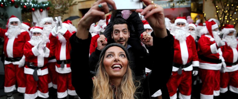 Image: Beirut Christmas
