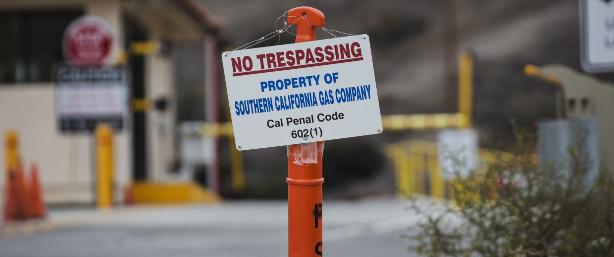 Image: Porter Ranch Gas Leak