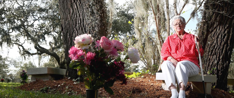 Image: Teri Lynn Matthews mother - Oscar Bolin - victim