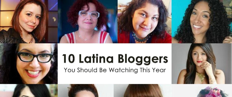 10 Latina Bloggers to Follow