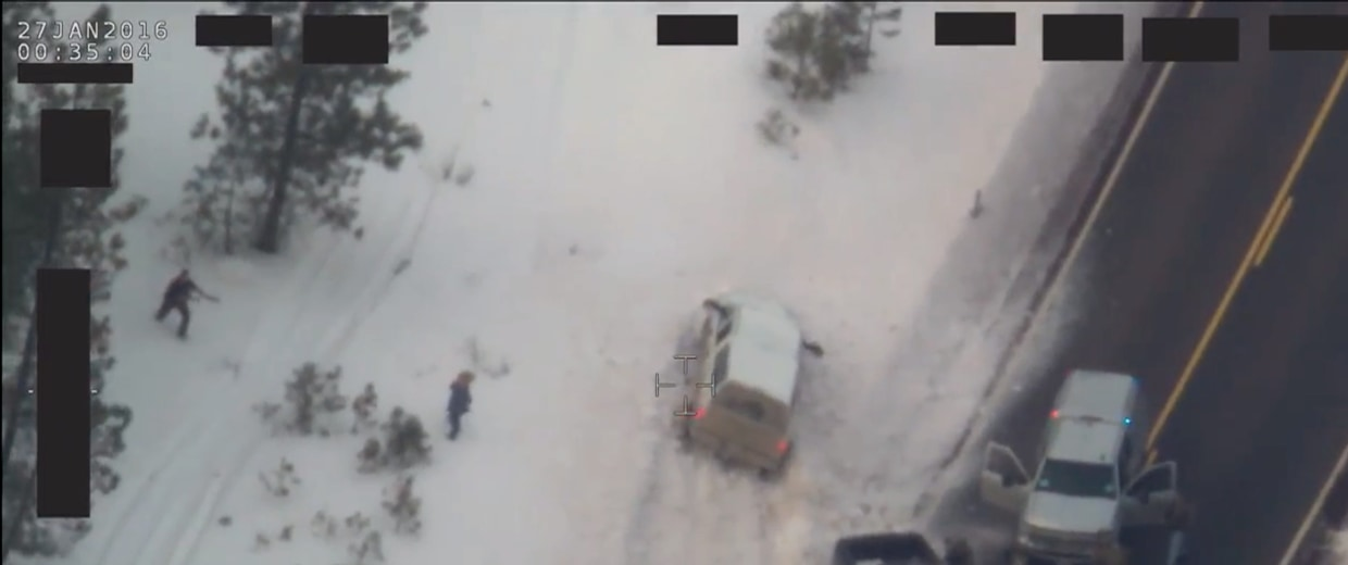 "Image: before Robert ""LaVoy"" Finicum was shot"