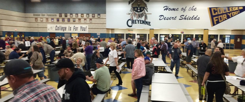 Image: Cheyenne High School