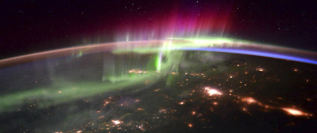 Image: Year in Space 05-Aurora