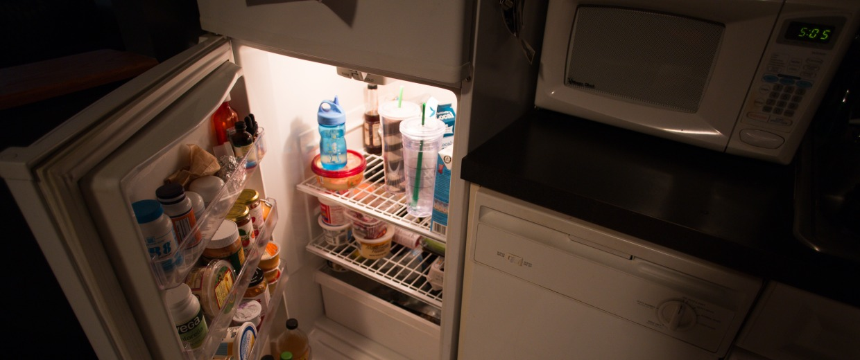 Image: What's In The Fridge