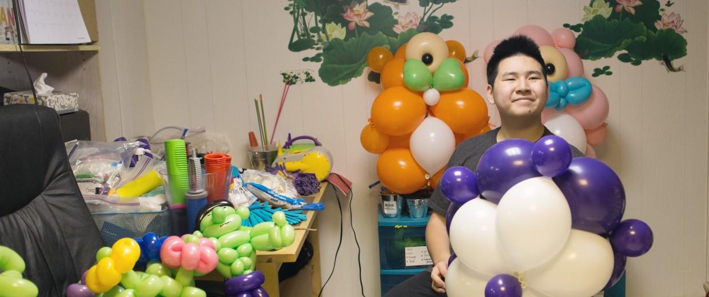 Image: Eddie Lin Ausome Balloon Creator