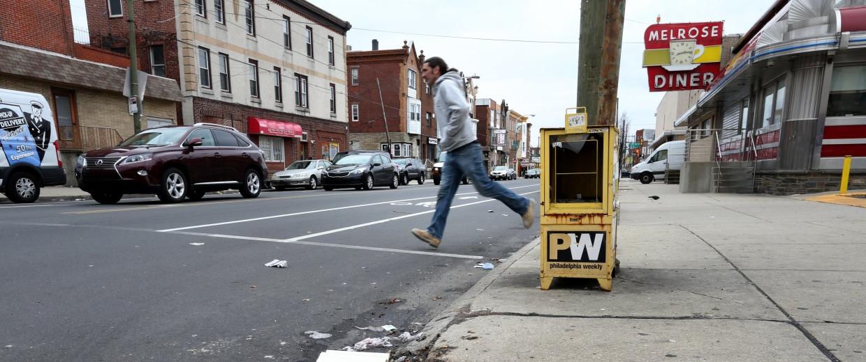 Image: Philadelphia Neighborhood Clean Up