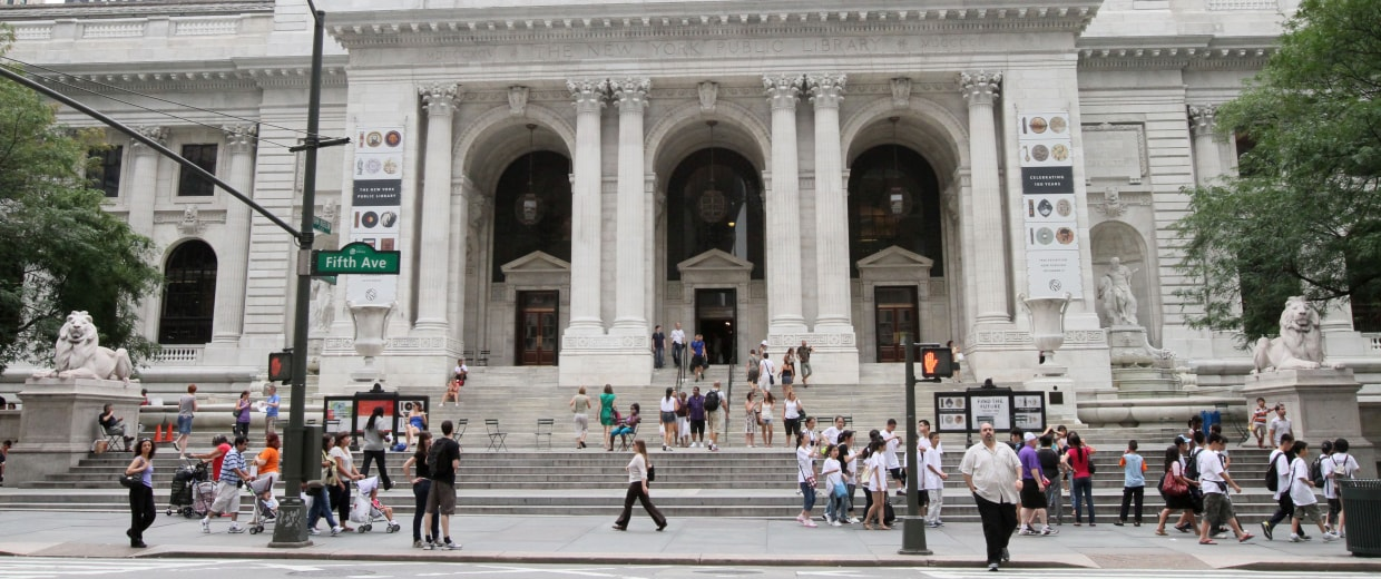 NY Public Library Spotlights Latino Writers for Nat'l Library Week
