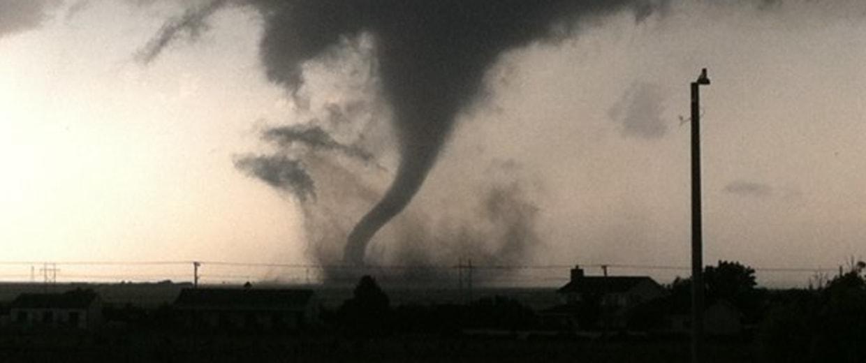 IMAGE: Tornado near Scott City, Kansas