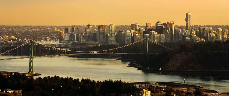 Image: Vancouver, BC Scenics