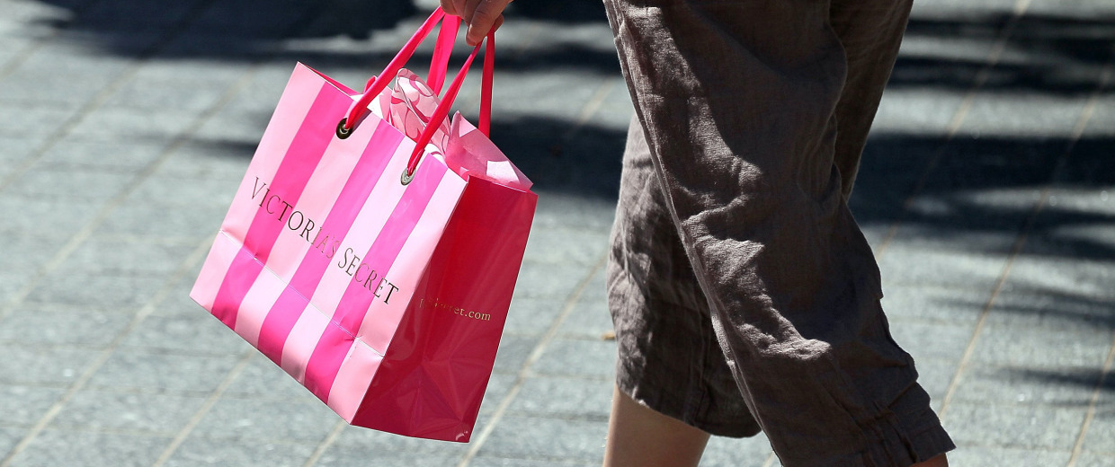 Image: Limited Brands Boasts Double Digit Gain In Same Store Sales Over Last Year