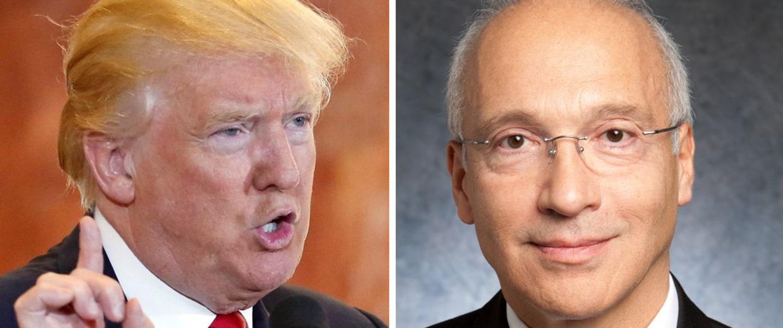 Image: Donald Trump and Judge Gonzalo Curiel