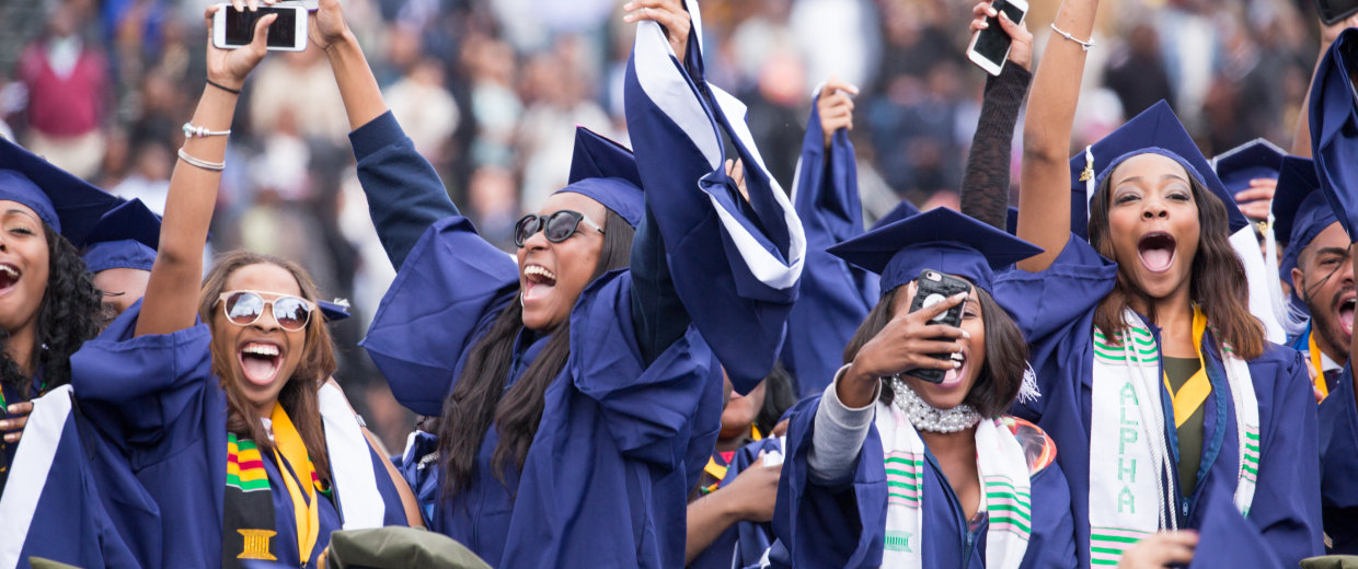 Howard University 148th Commencement Convocation
