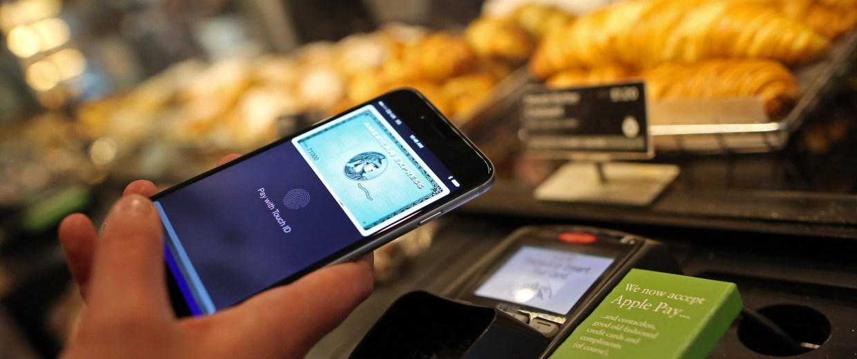 Apple Pay launches in the U.K.