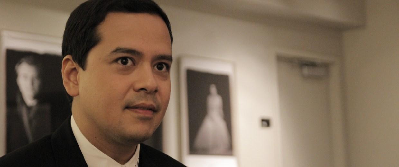 Filipino actor John Lloyd Cruz