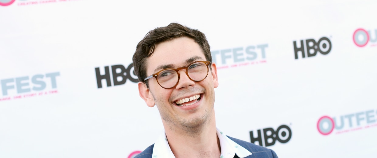 Ryan O'Connell at 2015 Outfest Los Angeles