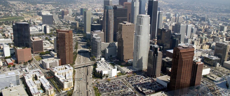 Image: Aerials of Los Angeles