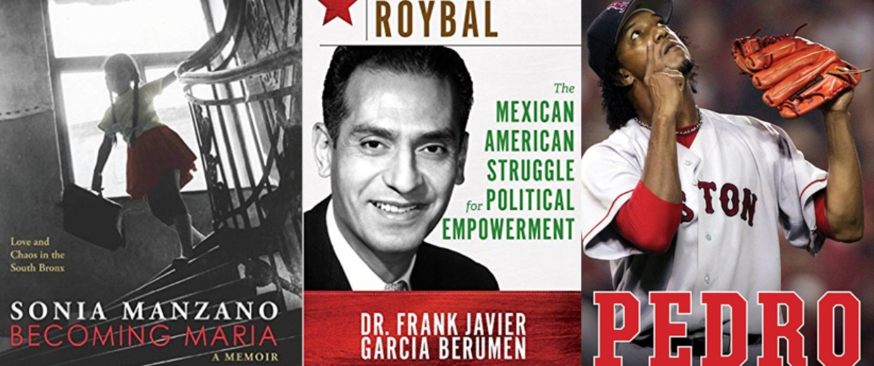 Here are some of the 2016 International Latino Book Award winners.
