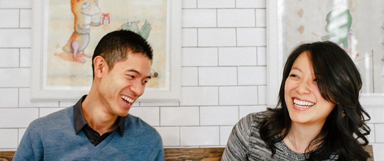 Alex Tseng and Cleo Yang