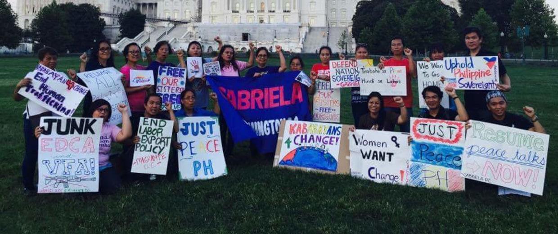 GABRIELA USA in Washington, D.C.