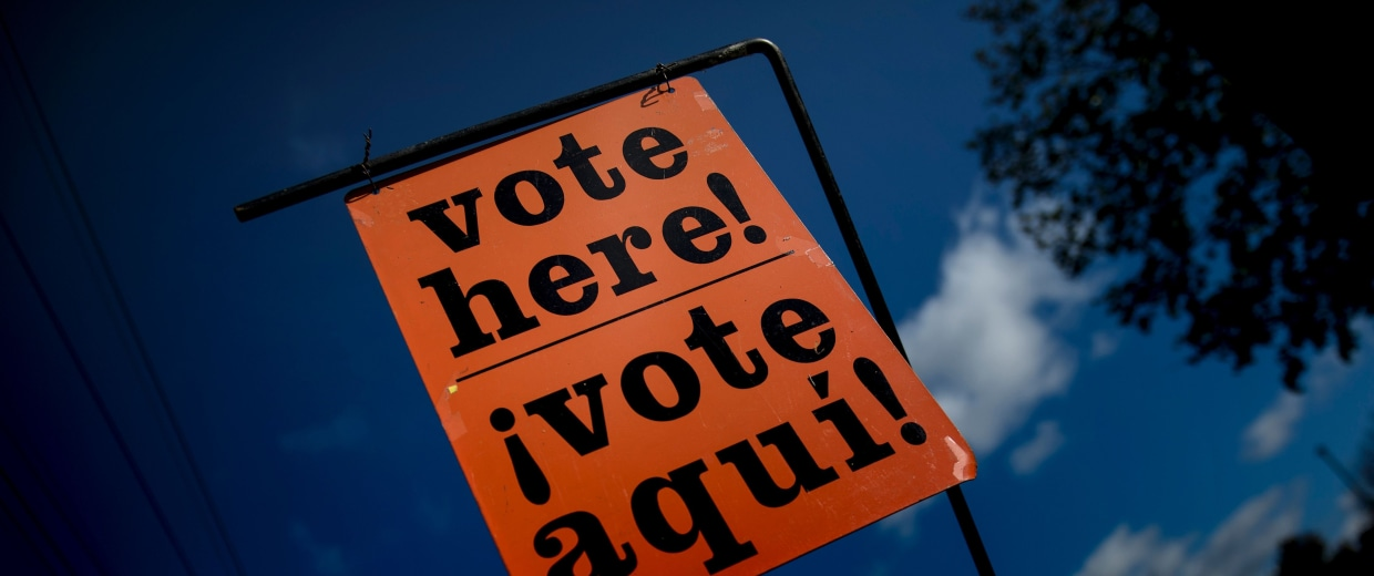 Image: US-VOTE-ELECTIONS
