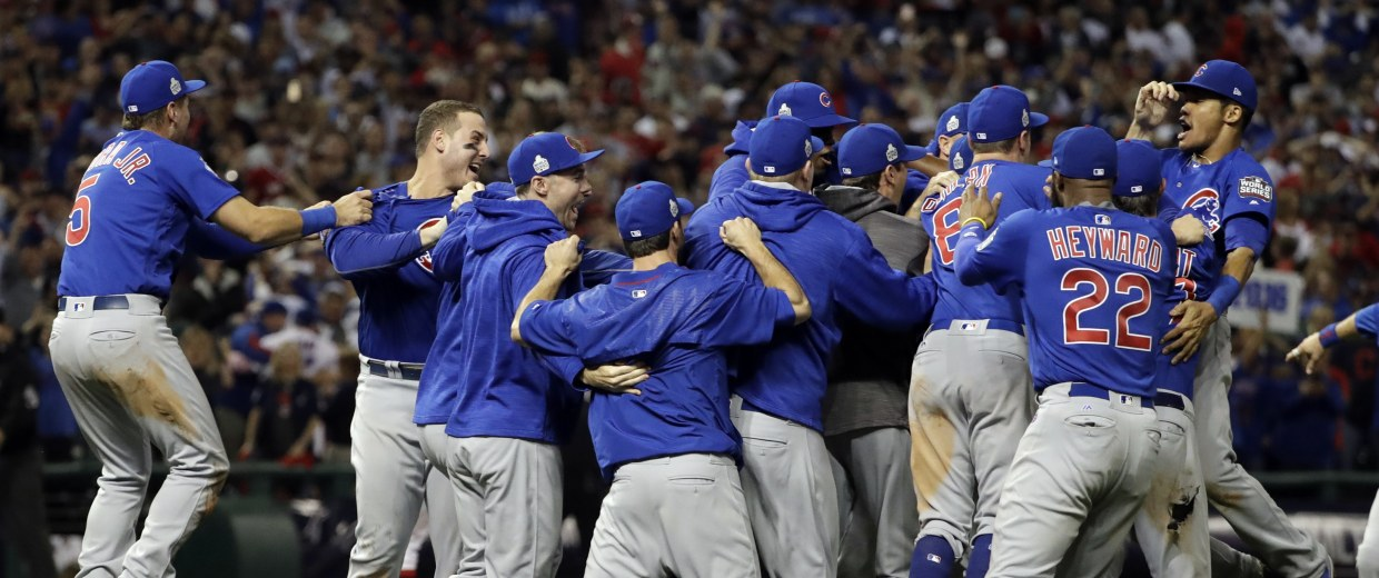 Chicago Cubs Bury Curse With First World Series Title in 108 Years