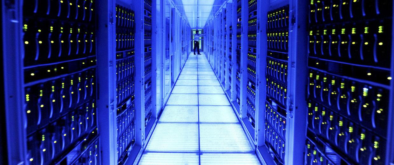 Image: server farm