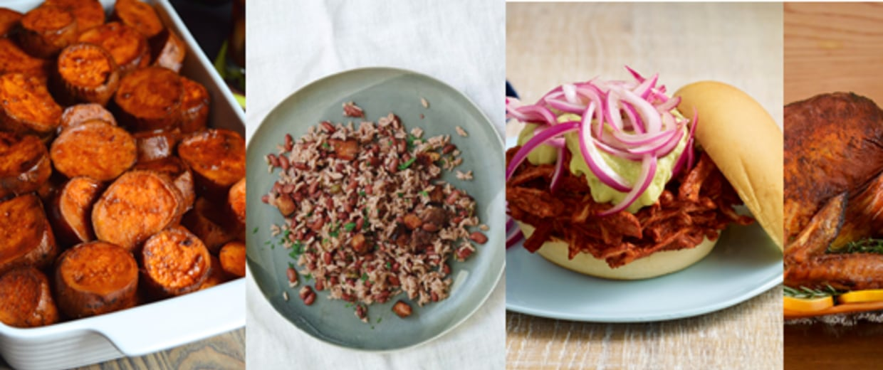 """Latino recipes to help """"Latinize"""" your Thanksgiving weekend."""