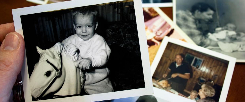 Image: vintage photographs